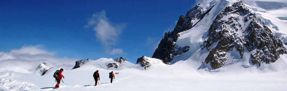 Formazione Guide Alpine